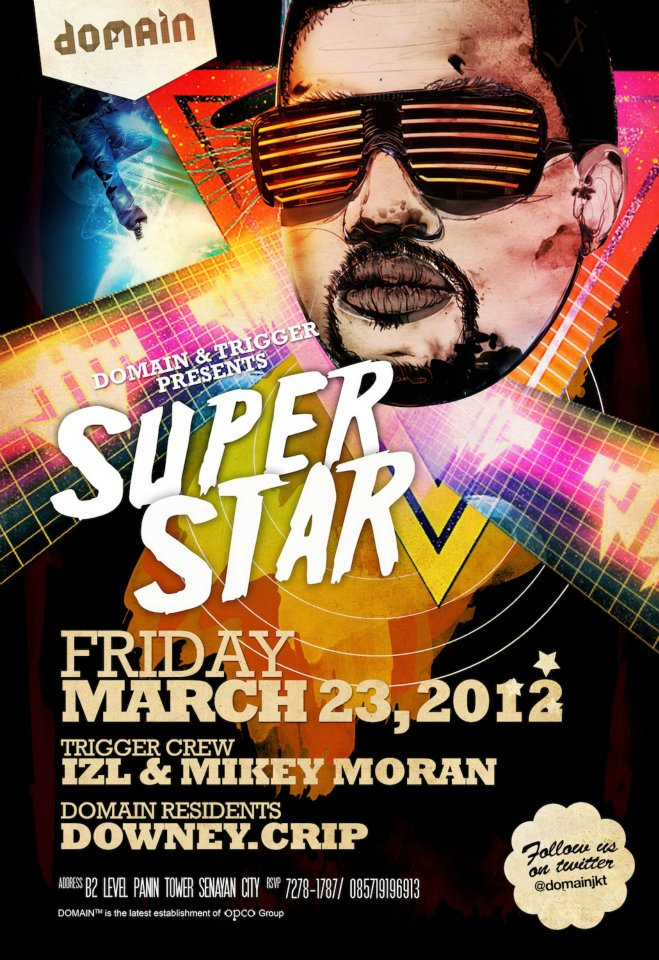 SUPERSTAR By Domain / Trigger – March 23rd 2012