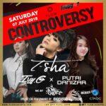 Saturday Controversy Flow Jakarta