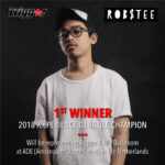 Congratulation to DJ Robstee
