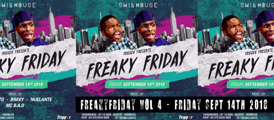 FREAKY FRIDAY VOL 4