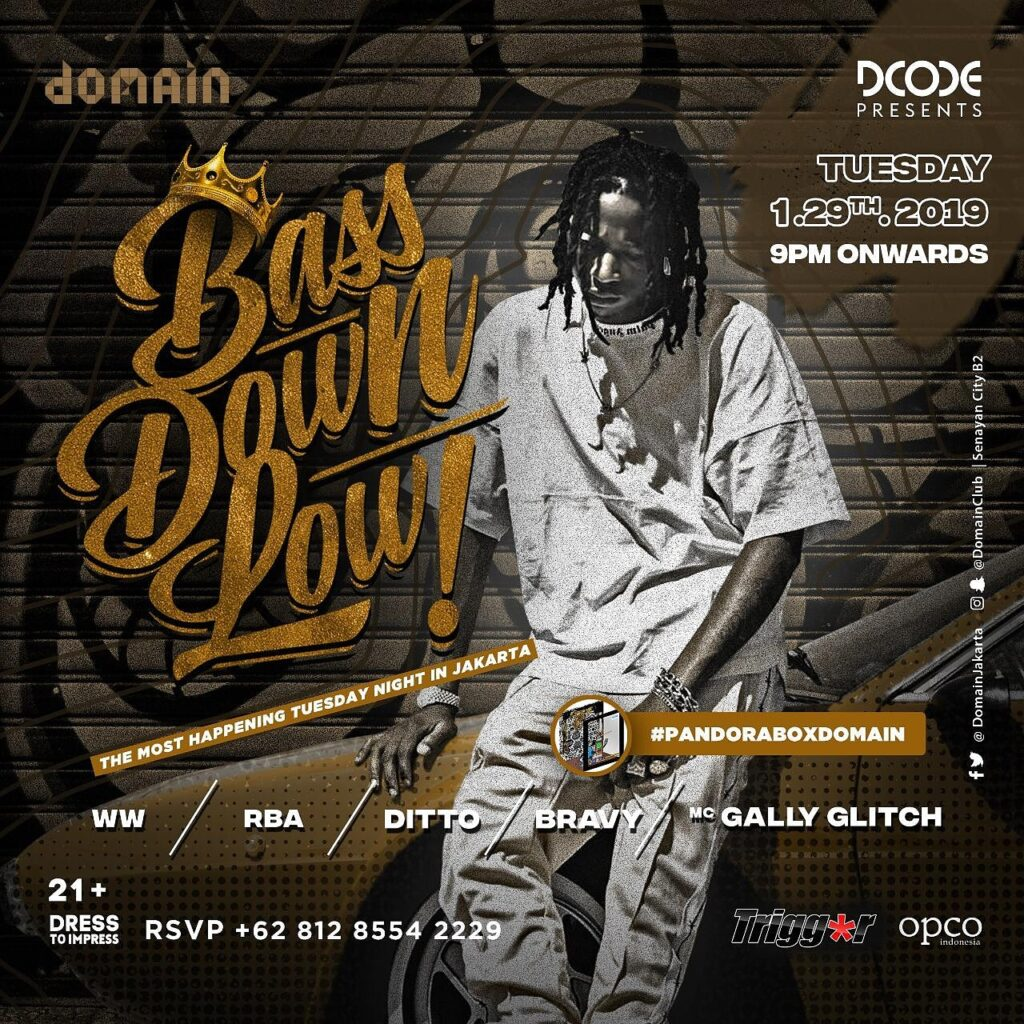 Trigger Management Presents BASSDOWNLOW