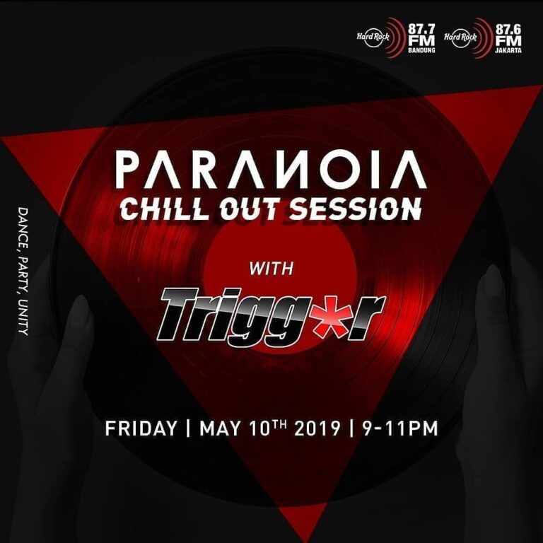 Paranoia Chill Out Session