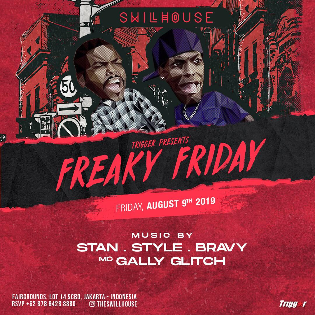 Freaky Friday at The Swillhouse Jakarta