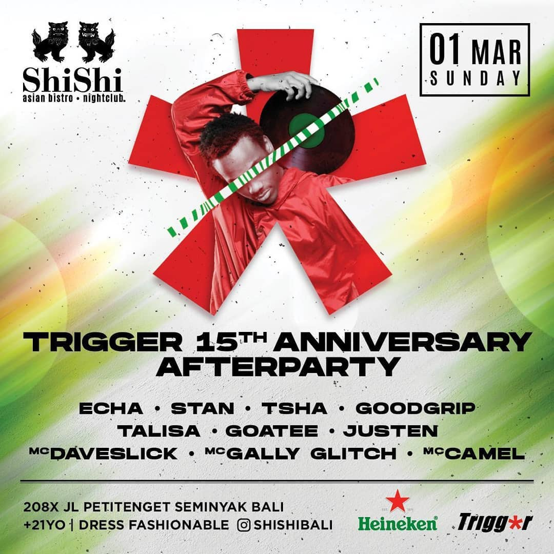 Trigger After Party