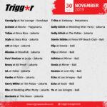 SCHEDULE DJS & MCS 30 November 2019